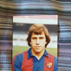 Coleccionismo deportivo: FOTOGRAFÍA FC BARCELONA 70´S VÍCTOR MUÑOZ. Lote 171256780
