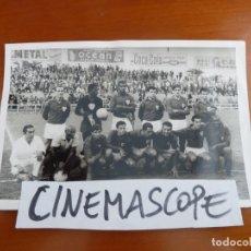 Coleccionismo deportivo: CLUB PORTUGUESA BRASIL FUTBOL ALINEACION FOTO ORIGINAL ANTIGUA. Lote 173201727