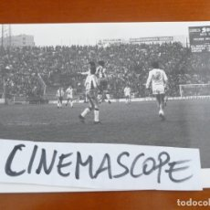 Coleccionismo deportivo: REAL CLUB DEPORTIVO ESPAÑOL FUTBOL MARAÑON 1983 FOTO ORIGINAL ANTIGUA . Lote 174087573