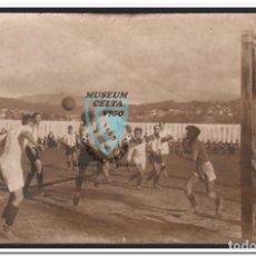 Coleccionismo deportivo: 3 FOTOGRAFÍAS CIOSVÍN - ESPAÑOL DE 1933 EN VIGO. Lote 175130677