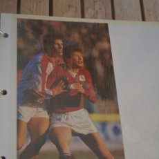 Coleccionismo deportivo: FOTO RECORTADA DE FRANCE FOOTBALL DE YANNICK STOPYRA (TOULOUSE). Lote 175576569