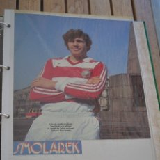 Coleccionismo deportivo: FOTO RECORTADA DE FRANCE FOOTBALL DE SMOLAREK (POLONIA). Lote 175583518