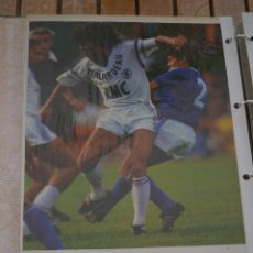 Coleccionismo deportivo: FOTO RECORTADA DE FRANCE FOOTBALL DE DOMINIQUE ROCHETETAU (TOULOUSE)).TAMAÑO 25 X 21 CMS. Lote 175584389