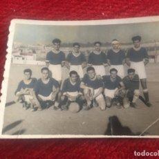 Coleccionismo deportivo: R6677 FOTO FOTOGRAFIA PLANTILLA JUGADORES DESCONOZCO EQUIPO. Lote 175611480