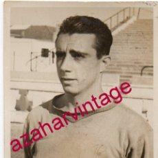 Coleccionismo deportivo: TETUAN,1950. PACHON, PORTERO DEL ATLETICO DE TETUAN, 65X85MM. Lote 176371854