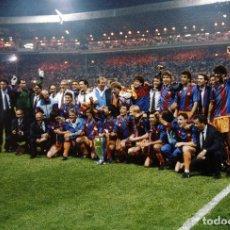 Coleccionismo deportivo: FINAL DE WEMBLEY - COPA DE EUROPA 1992 . Lote 177489205
