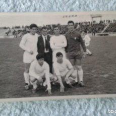Coleccionismo deportivo: FOTOGRAFIA ORIGINAL ANTIGUA DEL ALBACETE BALOMPIE . Lote 178152939