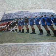 Colecionismo desportivo: FOTO MATE(15 X 20) FINAL EUROCOPA 1964 ESPAÑA 2 RUSIA 1. Lote 189724106