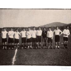 Coleccionismo deportivo: FOTOGRAFÍA REAL UNIÓN DE IRÚN 16,5 X 10.. Lote 181589777