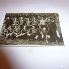 Coleccionismo deportivo: (LLL)FOTO ORIGINAL(6,5 X 10) LIGA 48-49 F.C.BARCELONA 2 ESPAÑOL 1-GOLES DE CÉSAR Y CAMPEONES LIGA. Lote 183447293