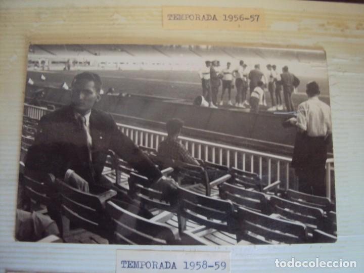 Coleccionismo deportivo: (F-191190)LOTE DE 79 FOTOGRAFIAS CATEGORIAS INFERIORES C.F.BARCELONA - 1956-57 A 1976-77 - Foto 4 - 183922591