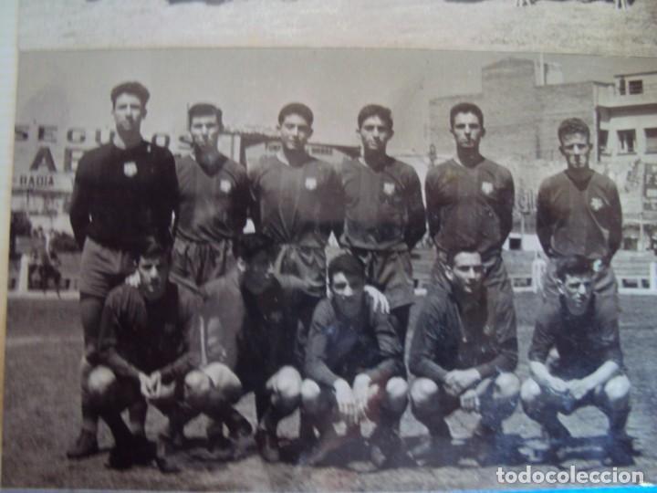 Coleccionismo deportivo: (F-191190)LOTE DE 79 FOTOGRAFIAS CATEGORIAS INFERIORES C.F.BARCELONA - 1956-57 A 1976-77 - Foto 6 - 183922591