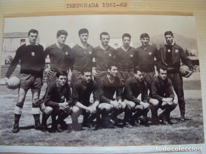 Coleccionismo deportivo: (F-191190)LOTE DE 79 FOTOGRAFIAS CATEGORIAS INFERIORES C.F.BARCELONA - 1956-57 A 1976-77 - Foto 18 - 183922591