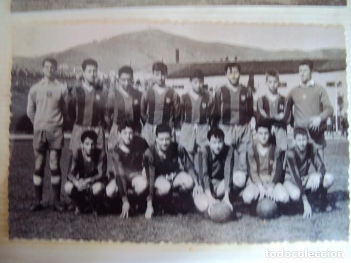 Coleccionismo deportivo: (F-191190)LOTE DE 79 FOTOGRAFIAS CATEGORIAS INFERIORES C.F.BARCELONA - 1956-57 A 1976-77 - Foto 20 - 183922591