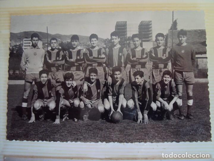 Coleccionismo deportivo: (F-191190)LOTE DE 79 FOTOGRAFIAS CATEGORIAS INFERIORES C.F.BARCELONA - 1956-57 A 1976-77 - Foto 22 - 183922591
