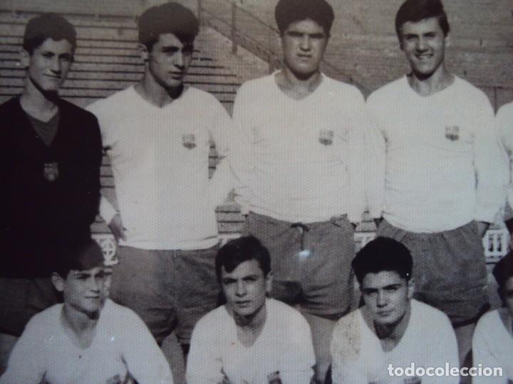 Coleccionismo deportivo: (F-191190)LOTE DE 79 FOTOGRAFIAS CATEGORIAS INFERIORES C.F.BARCELONA - 1956-57 A 1976-77 - Foto 27 - 183922591