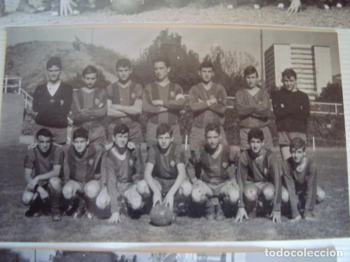 Coleccionismo deportivo: (F-191190)LOTE DE 79 FOTOGRAFIAS CATEGORIAS INFERIORES C.F.BARCELONA - 1956-57 A 1976-77 - Foto 32 - 183922591