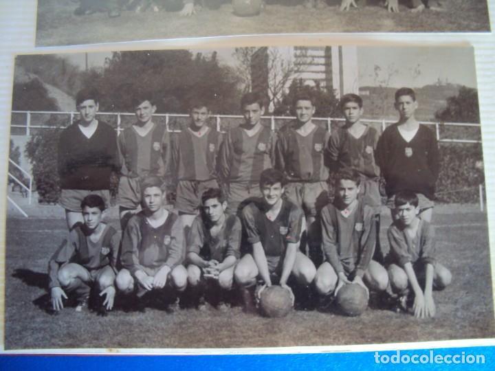 Coleccionismo deportivo: (F-191190)LOTE DE 79 FOTOGRAFIAS CATEGORIAS INFERIORES C.F.BARCELONA - 1956-57 A 1976-77 - Foto 33 - 183922591