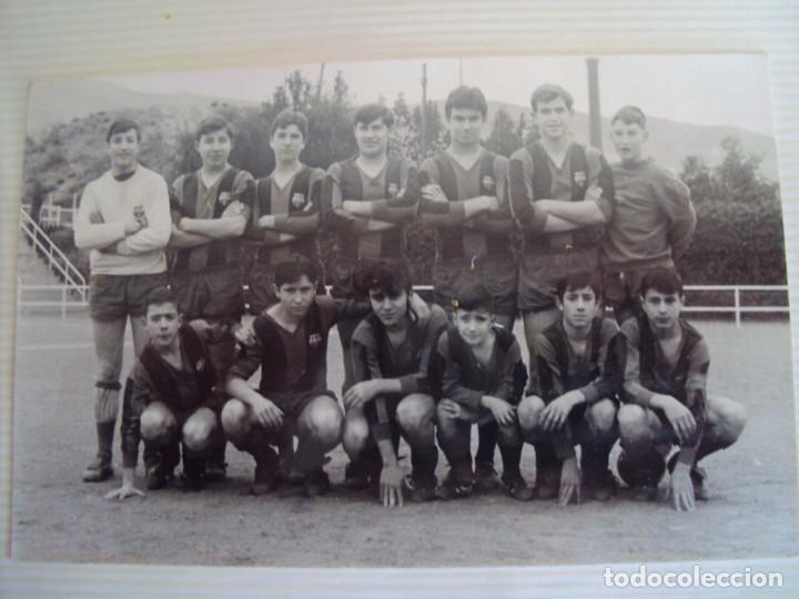 Coleccionismo deportivo: (F-191190)LOTE DE 79 FOTOGRAFIAS CATEGORIAS INFERIORES C.F.BARCELONA - 1956-57 A 1976-77 - Foto 43 - 183922591