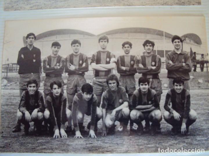 Coleccionismo deportivo: (F-191190)LOTE DE 79 FOTOGRAFIAS CATEGORIAS INFERIORES C.F.BARCELONA - 1956-57 A 1976-77 - Foto 52 - 183922591