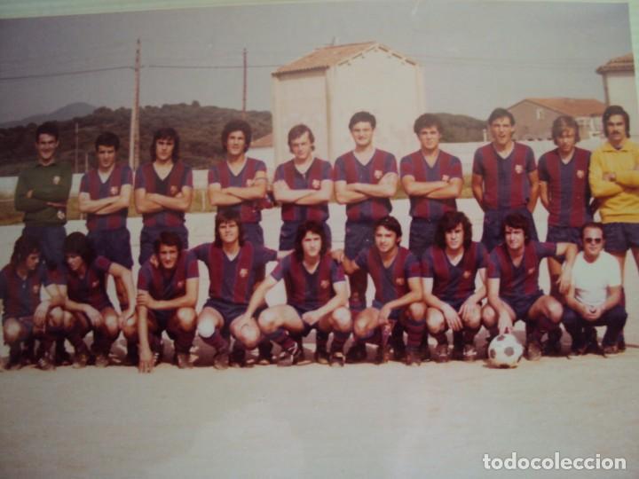 Coleccionismo deportivo: (F-191190)LOTE DE 79 FOTOGRAFIAS CATEGORIAS INFERIORES C.F.BARCELONA - 1956-57 A 1976-77 - Foto 68 - 183922591