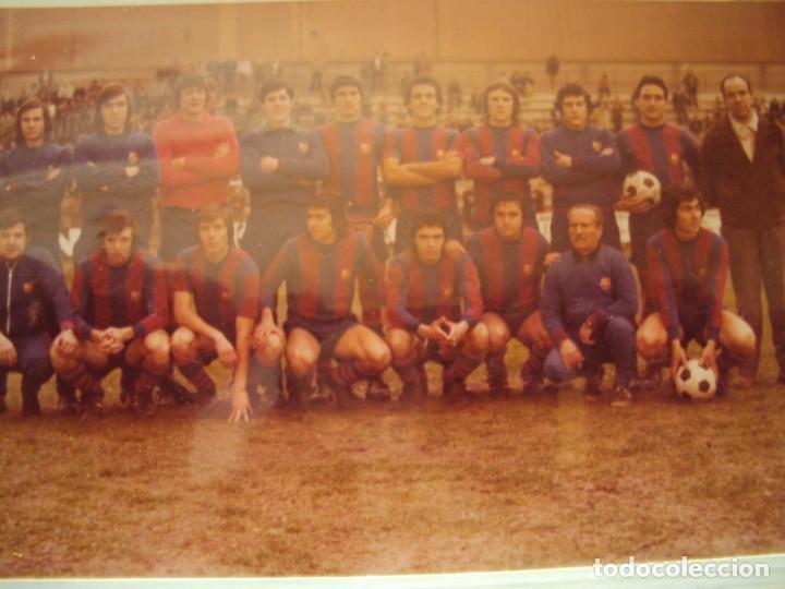 Coleccionismo deportivo: (F-191190)LOTE DE 79 FOTOGRAFIAS CATEGORIAS INFERIORES C.F.BARCELONA - 1956-57 A 1976-77 - Foto 70 - 183922591