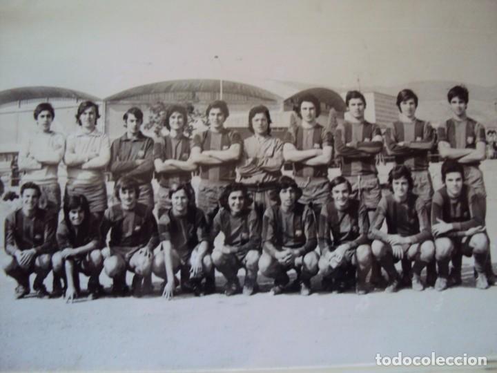 Coleccionismo deportivo: (F-191190)LOTE DE 79 FOTOGRAFIAS CATEGORIAS INFERIORES C.F.BARCELONA - 1956-57 A 1976-77 - Foto 73 - 183922591