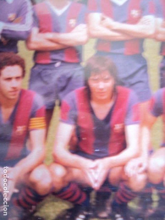 Coleccionismo deportivo: (F-191190)LOTE DE 79 FOTOGRAFIAS CATEGORIAS INFERIORES C.F.BARCELONA - 1956-57 A 1976-77 - Foto 81 - 183922591