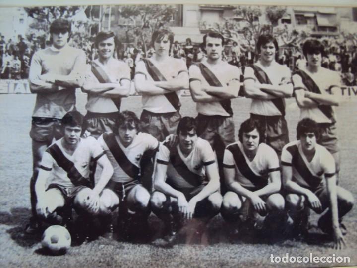 Coleccionismo deportivo: (F-191190)LOTE DE 79 FOTOGRAFIAS CATEGORIAS INFERIORES C.F.BARCELONA - 1956-57 A 1976-77 - Foto 83 - 183922591