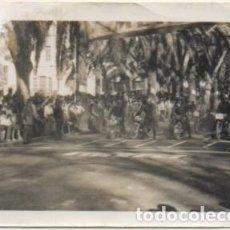 Coleccionismo deportivo: FOTOGRAFIA DEPORTIVA DE SEVILLA: PRUEBA DE MOTOCICLISMO. TAMAÑO 10,4X7,5. FOTSEV-883. Lote 183981146