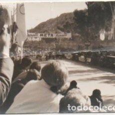 Coleccionismo deportivo: FOTOGRAFIA DEPORTIVA DE SEVILLA: PRUEBA DE MOTOCICLISMO. TAMAÑO 10,4X7,5. FOTSEV-884. Lote 183981196