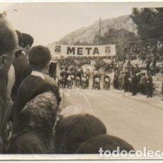 Coleccionismo deportivo: FOTOGRAFIA DEPORTIVA DE SEVILLA: PRUEBA DE MOTOCICLISMO. TAMAÑO 10,4X7,5. FOTSEV-888. Lote 183983196