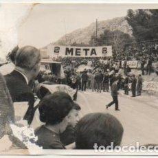 Coleccionismo deportivo: FOTOGRAFIA DEPORTIVA DE SEVILLA: PRUEBA DE MOTOCICLISMO. TAMAÑO 10,4X7,5. FOTSEV-890. Lote 183983307
