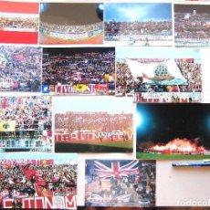 Coleccionismo deportivo: LOTE 11 FOTO GRANDES COMO LIVORNO FORZA CALCIO ULTRAS TIFOSI FOTO FOTO ITALIA. Lote 184755588