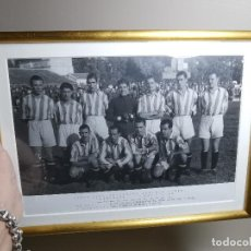Coleccionismo deportivo: FOTOGRAFIA JEREZ C.D CLUB DEPORTIVO PLANTILLA TEMPORADA 1947-1948----REF-D. Lote 186017380