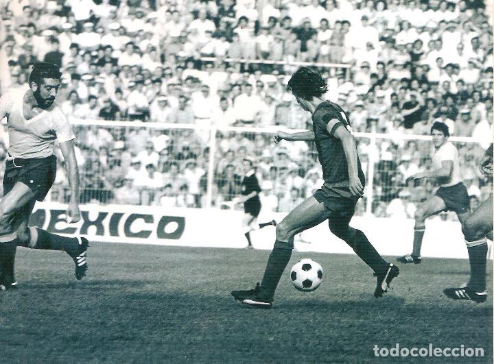FOTOGRAFIA JOHAN CRUYFF CÁDIZ CF FC BARCELONA 1977/78 77/78 (Coleccionismo Deportivo - Documentos - Fotografías de Deportes)