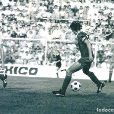 Coleccionismo deportivo: FOTOGRAFIA JOHAN CRUYFF CÁDIZ CF FC BARCELONA 1977/78 77/78. Lote 187081067