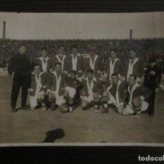 Coleccionismo deportivo: GRACIA FC (BARCELONA)-FOTOGRAFIA DE FUTBOL ANTIGUA-VER FOTOS-(V-18.550). Lote 187112486