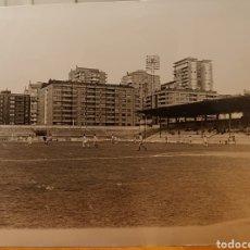 Coleccionismo deportivo: VALLADOLID, ANTIGUO ESTADIO JOSÉ ZORRILLA. GRAN TAMAÑO. ORIGINAL, AÑOS 70.. Lote 188834397