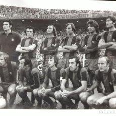 Coleccionismo deportivo: FOTO DEL BARCELONA F.C. DE 1974. Lote 189254766