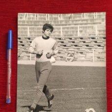 Collectionnisme sportif: F897 FOTO FOTOGRAFIA ORIGINAL DE PRENSA GIANNI RIVERA MILAN ITALIA ENTRENAMIENTO. Lote 189757553