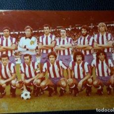 Coleccionismo deportivo: FOTO DEL SPORTING DE GIJÓN AÑO 78. Lote 190926173