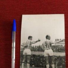 Colecionismo desportivo: R7578 FOTO FOTOGRAFIA ORIGINAL DE PRENSA DI STEFANO ESPANYOL ATLETICO MADRID (28-2-1965). Lote 191117173