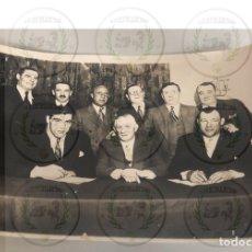 Coleccionismo deportivo: BOXEO-JACK SHARKEY-PRIMO CARNERA-FOTO ORIGINAL DEL COMBATE-USA-NEW YORK-MADISON SQUARE GARDEN-1933.. Lote 191182071