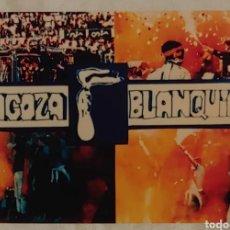 Coleccionismo deportivo: FOTOGRAFÍA ORIGINAL MONTAJE ULTRAS AÑOS 80. Lote 191535717