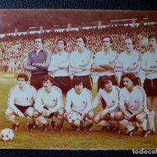 Coleccionismo deportivo: FOTO DEL CF BURGOS DE 1980. Lote 191786405