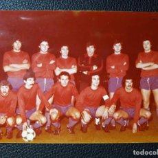 Coleccionismo deportivo: FOTO DEL CD TURÓN DE 1980. Lote 191787017