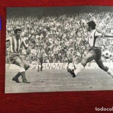 Colecionismo desportivo: F2003 FOTO FOTOGRAFIA ORIGINAL PRENSA ATLETICO MADRID 0-0 ESPANYOL(1-10-1972)LUIS ARAGONES DE FELIPE. Lote 192090363
