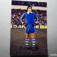 Coleccionismo deportivo: FOTO FUTBOL PORTERO DE LA REAL SOCIEDAD .-ARCONADA 15 X 10. Lote 192224910