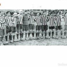 Coleccionismo deportivo: ATHLETIC CLUB CAMPEON COPA 1916 (30X21 CTMS). Lote 192898008